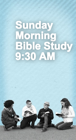 Bible Study Website Sidebar